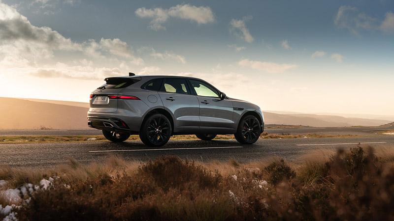 사진자료_재규어랜드로버코리아 럭셔리 퍼포먼스 SUV 재규어 뉴 F-PACE 부분 변경 모델 출시 (7)
