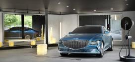 제네시스 G80 전동화 모델, 리:크리에이트(RE:CREATE) 특별 전시 개최