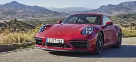 포르쉐 AG, 신형 포르쉐 911 GTS 모델 공개