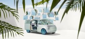 여행을 위한 새로운 미니, 혁신적 공간 갖춘 'MINI 비전 어바너트' 공개