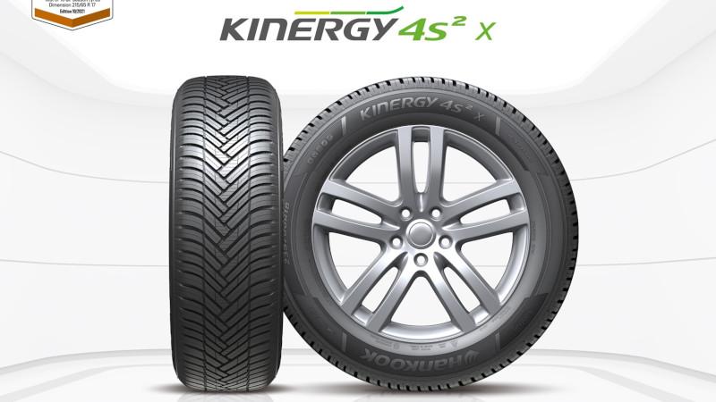 [사진자료] 아우토 빌트 알라드 SUV용 사계절 타이어 테스트 우승 키너지 4S 2 X