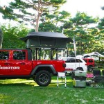 지프(Jeep®) 공식 딜러사 '프리마 모터스' 메이필드호텔 서울과 함께 '차박 인 더 가든 시즌2' 패키지 선보여