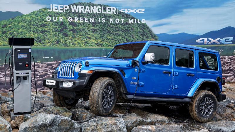 사진자료1-지프(Jeep®), 플러그인 하이브리드 랭글러 4xe 국내 공식 출시