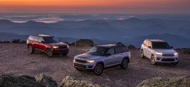지프, 가장 기술적으로 진보된 프리미엄 SUV '올 뉴 2022 그랜드 체로키' 공개