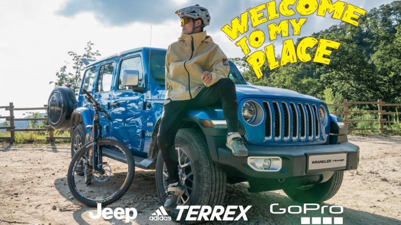 사진자료1_지프(Jeep®), 아디다스, 고프로의 특별한 콜라보레이션