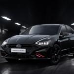 현대차, 쏘나타 N 라인 디자인 특화 모델 '더 블랙(The Black)' 한정 판매