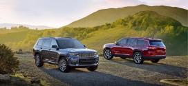 지프(Jeep®),  브랜드 최초 3열 프리미엄 SUV '올 뉴 그랜드 체로키 L' 사전 계약 시작