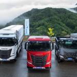 이베코코리아, 브랜드 최초의 대형 카고 모델 'X-WAY' 및 적재중량 15톤 덤프 트럭 'T-WAY' 공식 출시!